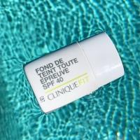 Clinique Fit Workout Makeup SPF 40 review (Heatproof/Sweatproof foundation?)