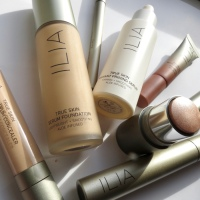 ILIA Brand Review - True Skin Serum Foundation, Multi-Stick and Color Haze